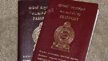 Special Notice to Sri Lankan Passport Holders Living Abroad